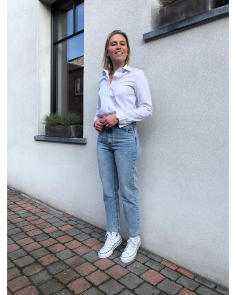 Eliza blouse white