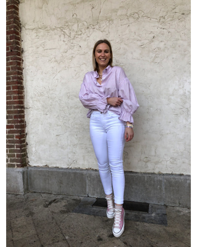 Faye blouse lila