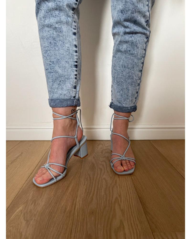 Belle heels blauw