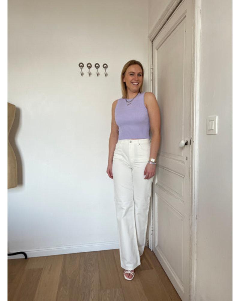 Belle heels wit