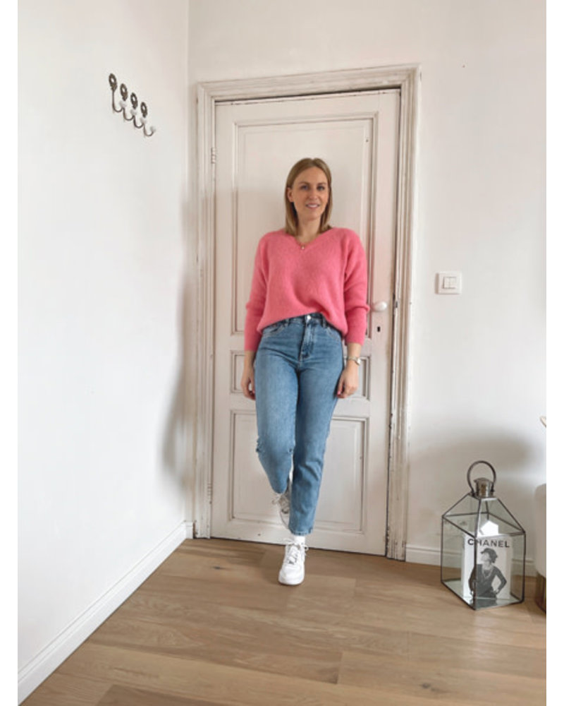 Rosie mom-fit jeans
