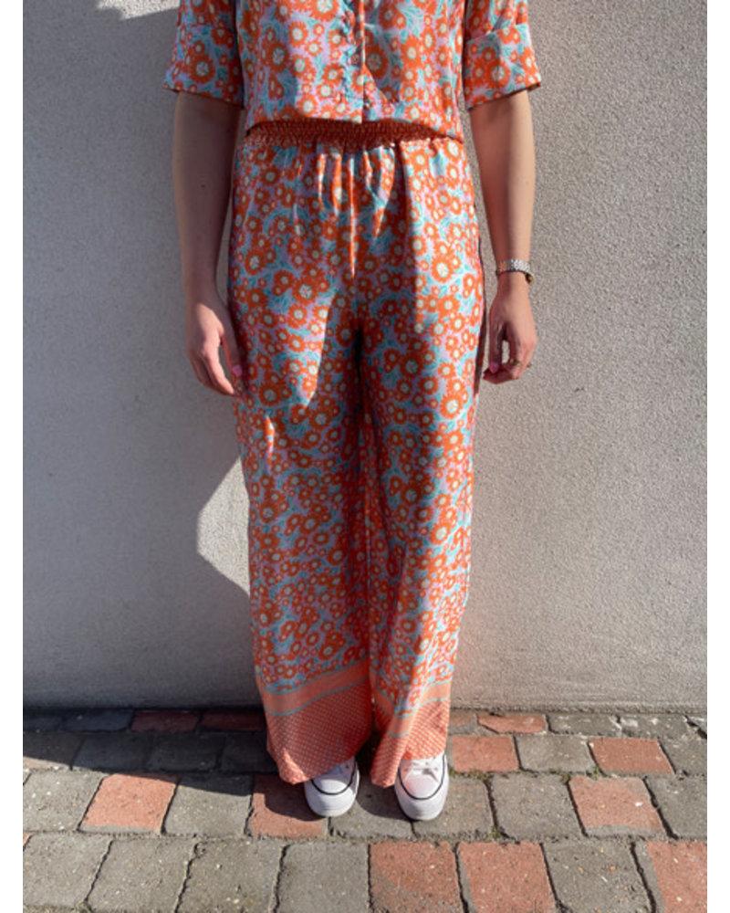 Liv ensemble orange/blue
