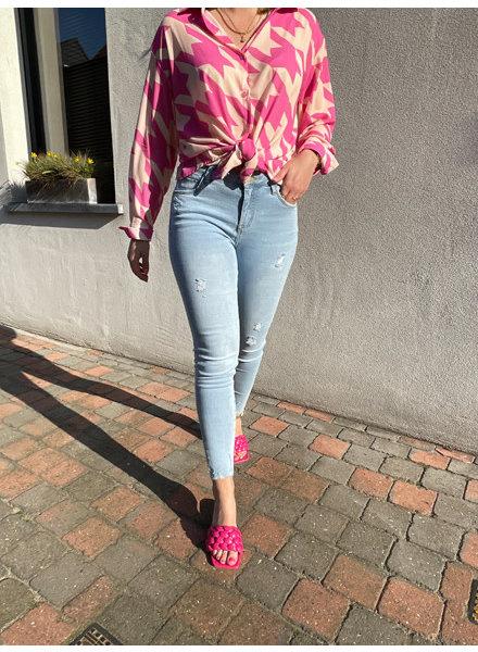 Lizzie jeans light blue