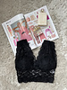 Bralette black