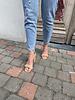 Liv heels nude