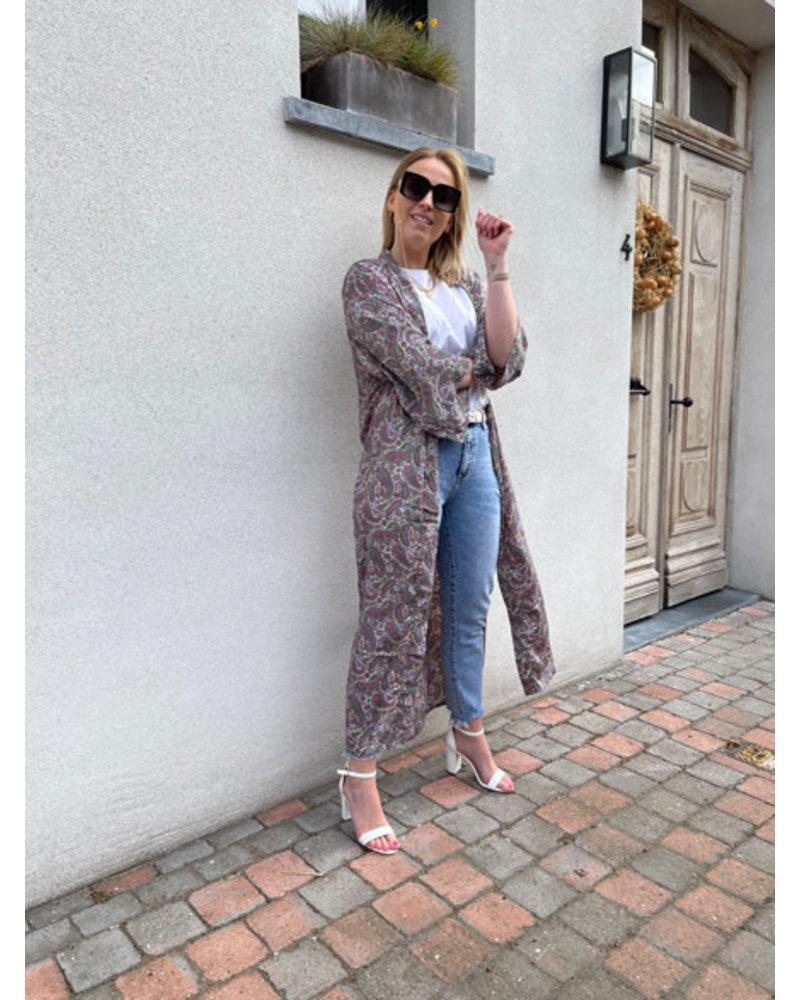 Abby kimono