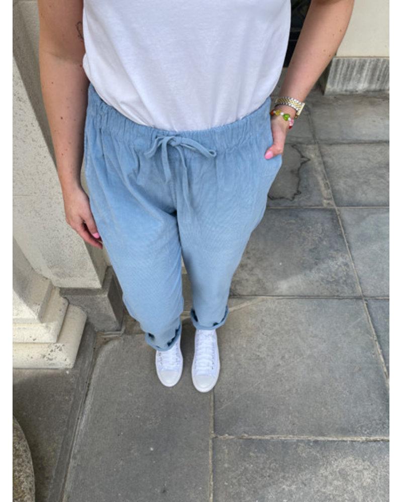 Lauren trousers blue