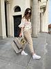 Lauren trousers beige