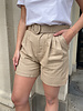 Ariana shorts beige