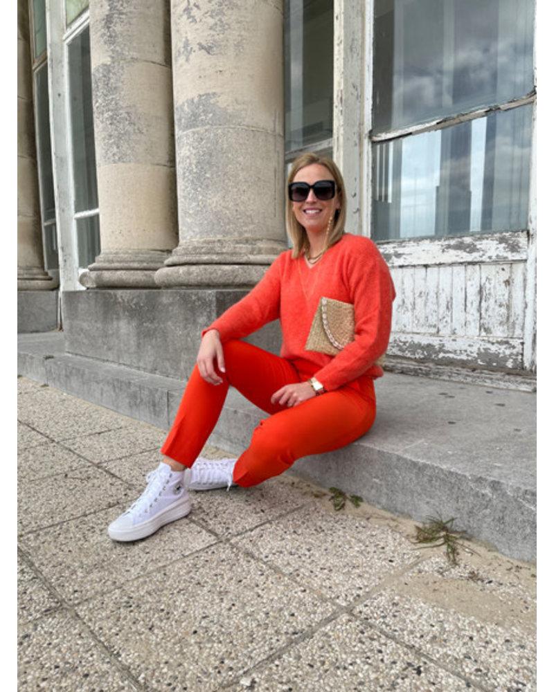 Rosie trousers orange