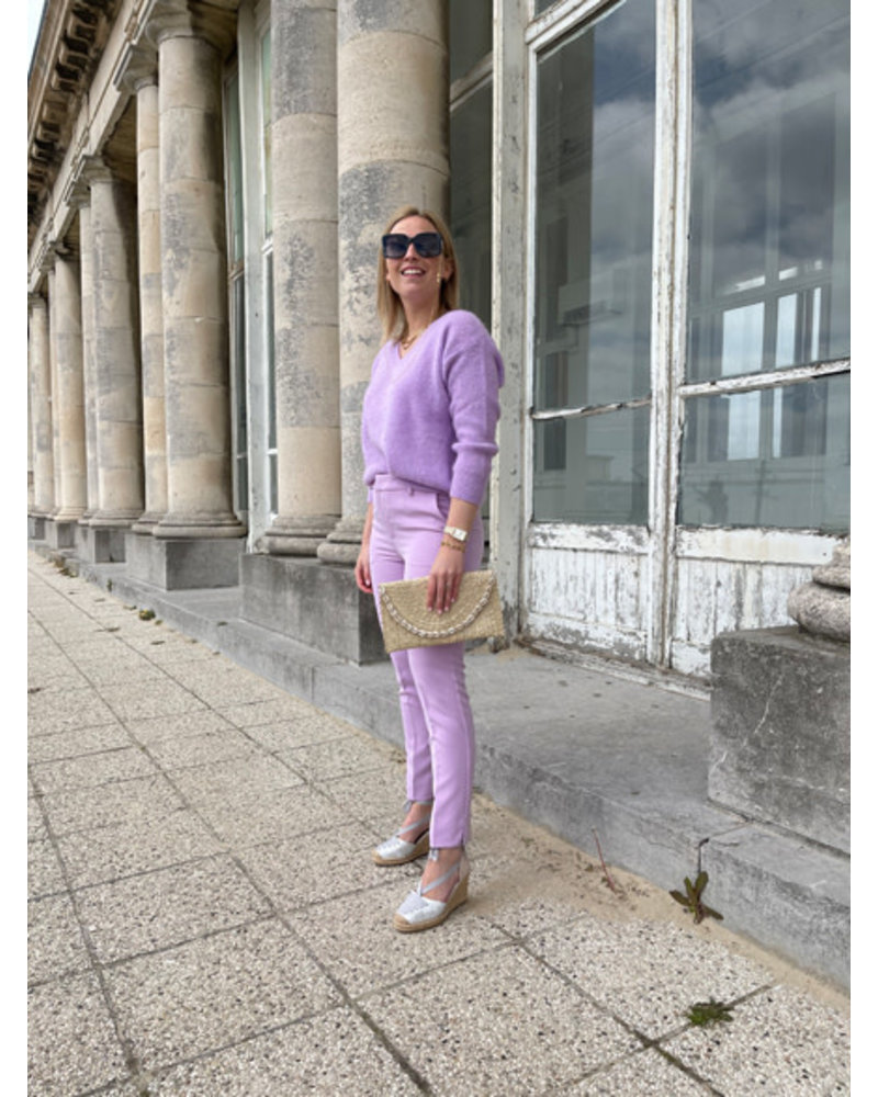 Rosie trousers lilac