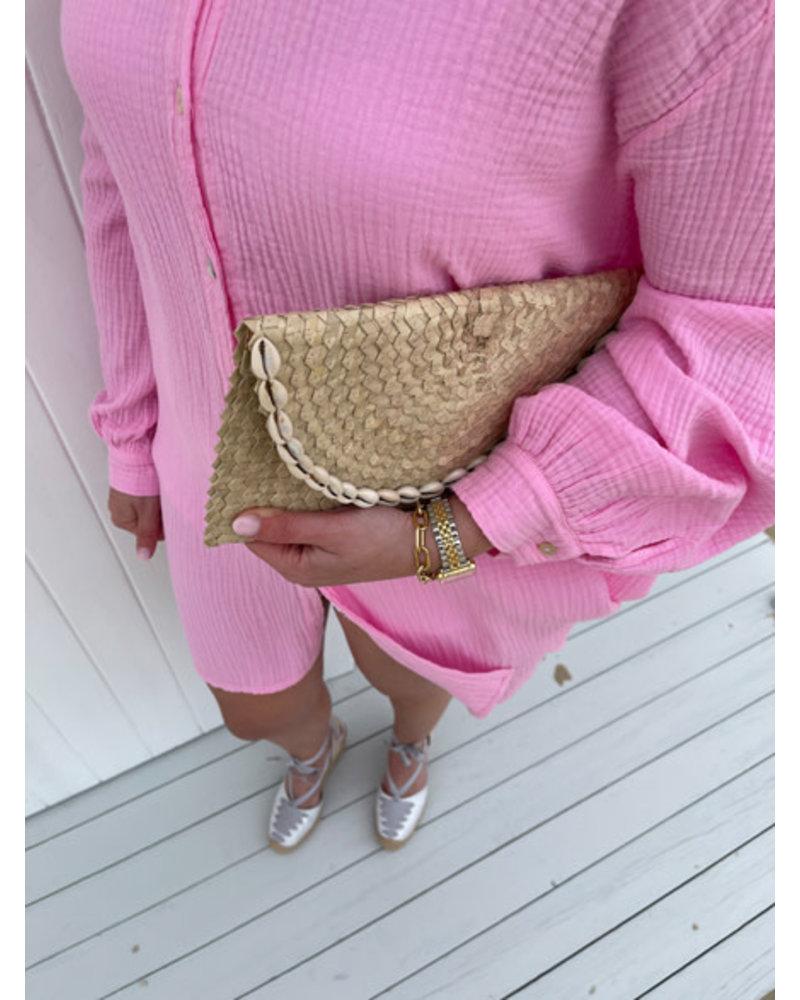 Tetra dress soft pink