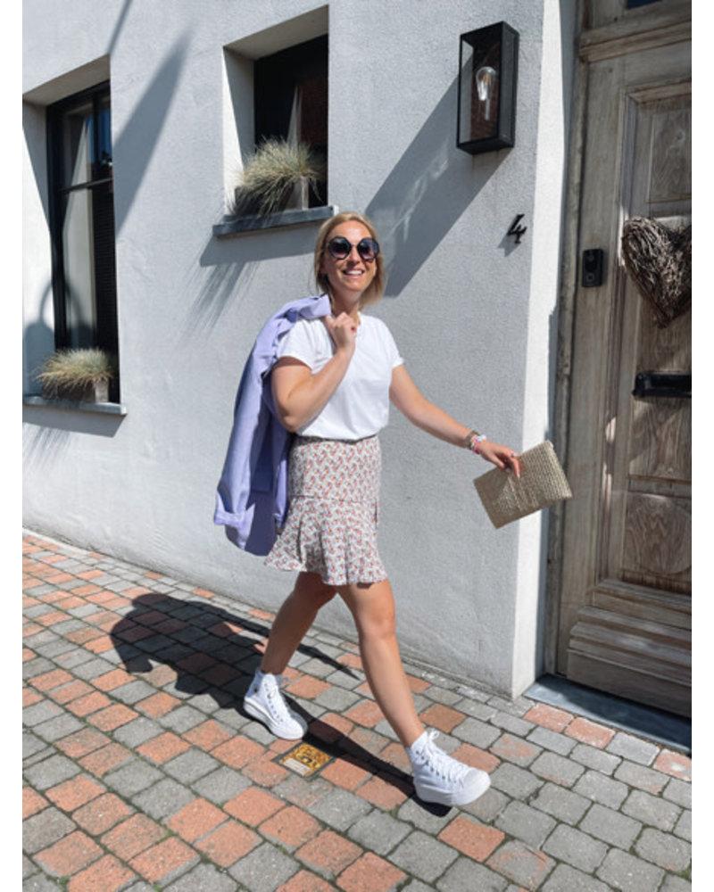 Lea skirt/shorts purple