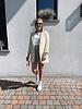 Lea skirt/shorts yellow