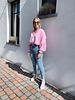 Bess tetra shirt pink