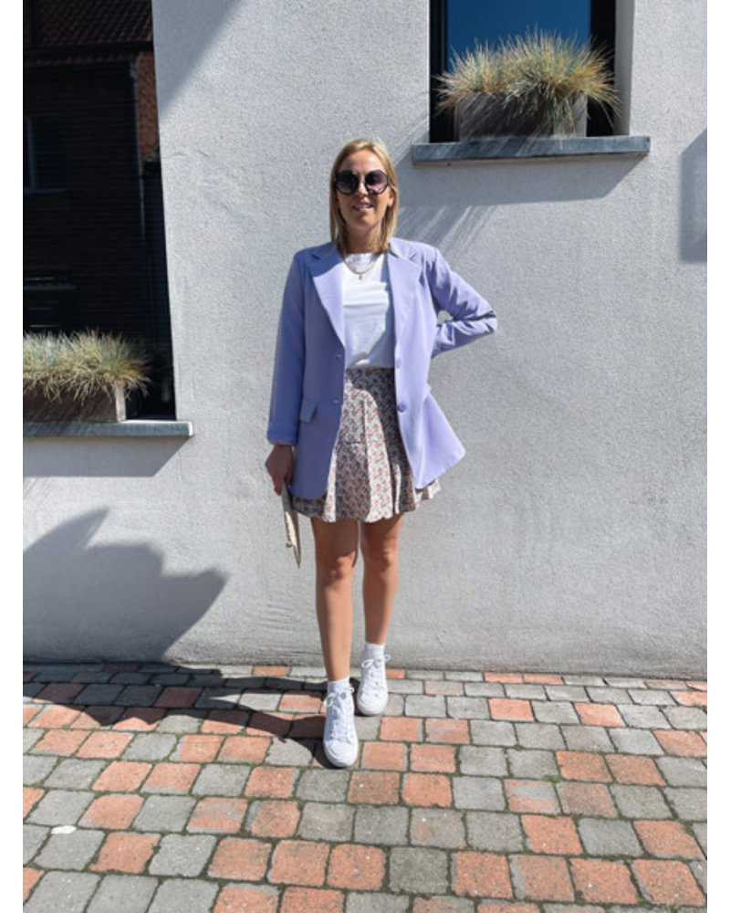 Lea blazer lilac