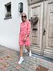 Josie dress pink/orange