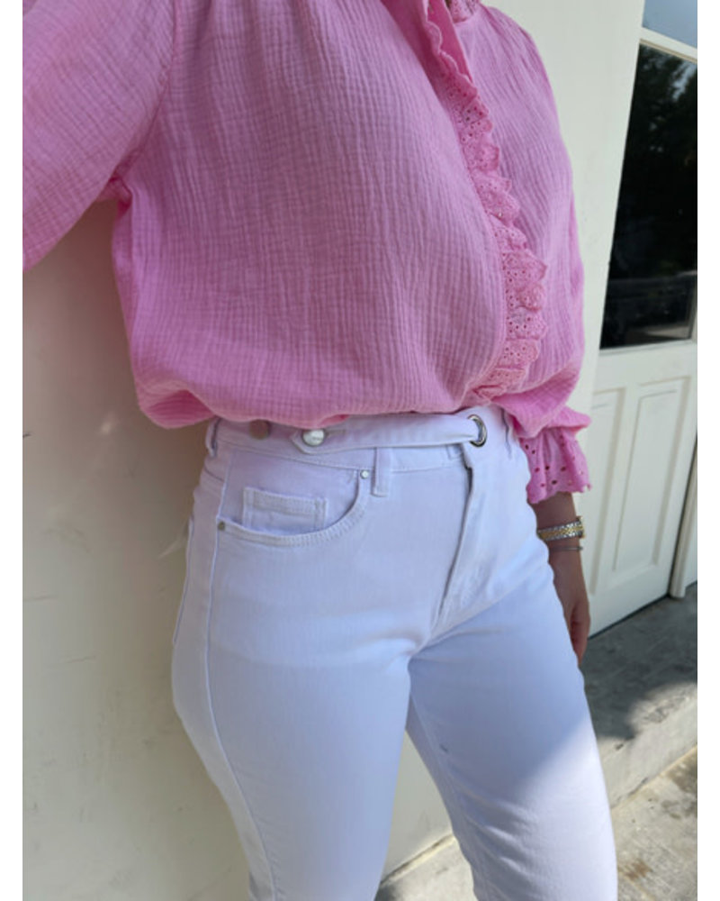 Palm springs straight jeans