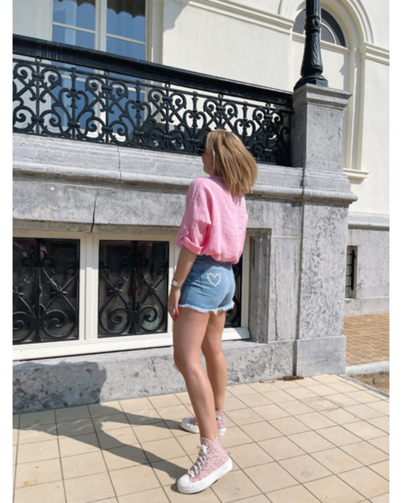Malibu denim shorts