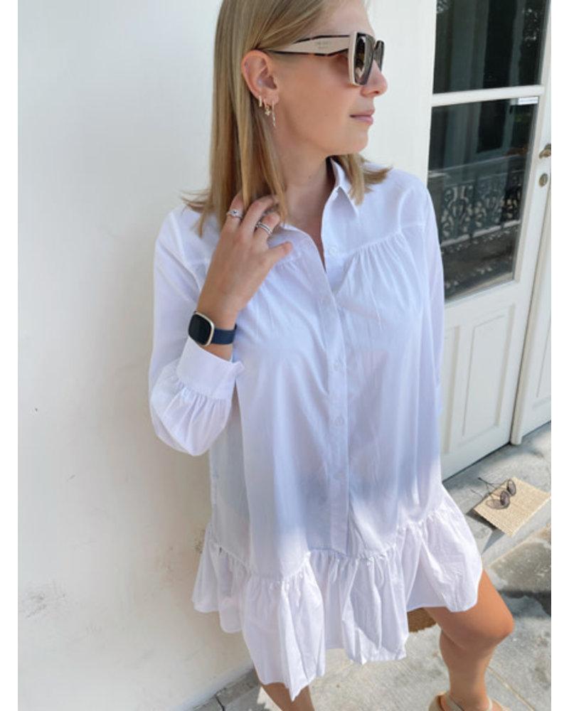 Maui dress white
