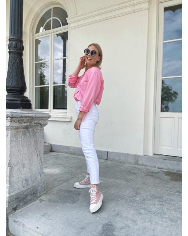 Florence blouse pink