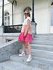 Sao Paulo dress pink
