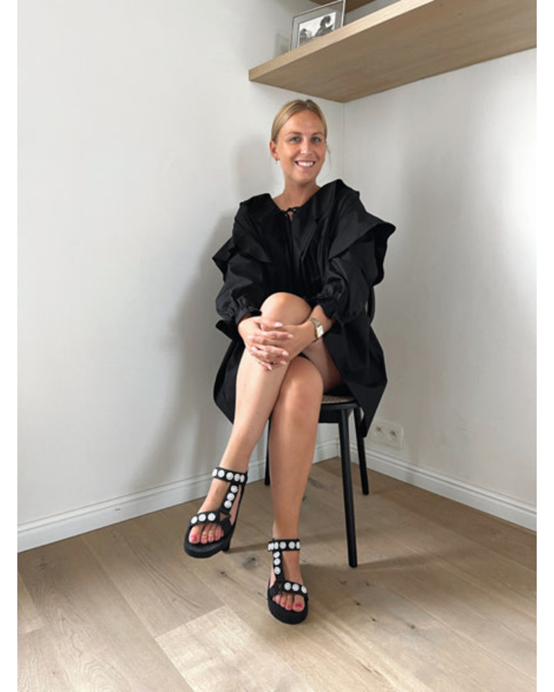 Luka jurk zwart