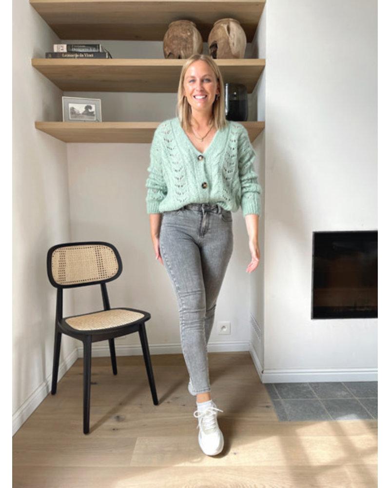 Axana jeans grijs