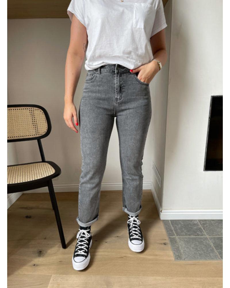 Noor jeans grey
