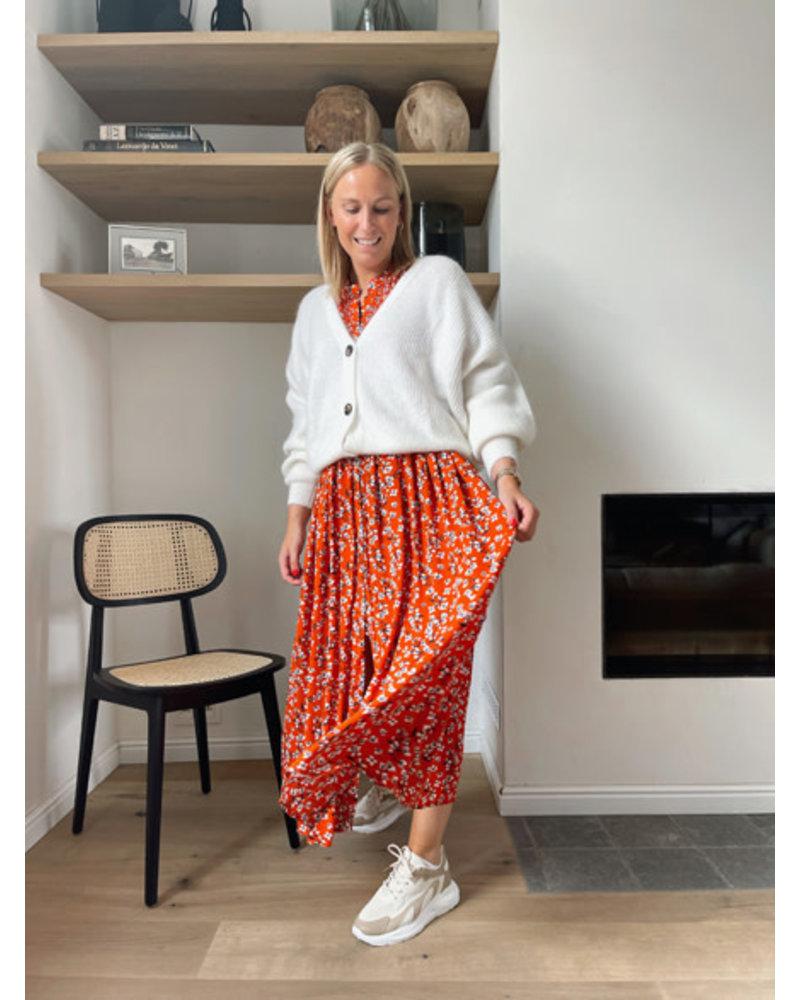Beau Monde knit off white
