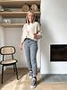 Beau Monde knit beige
