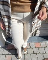 Michelle jeans cream