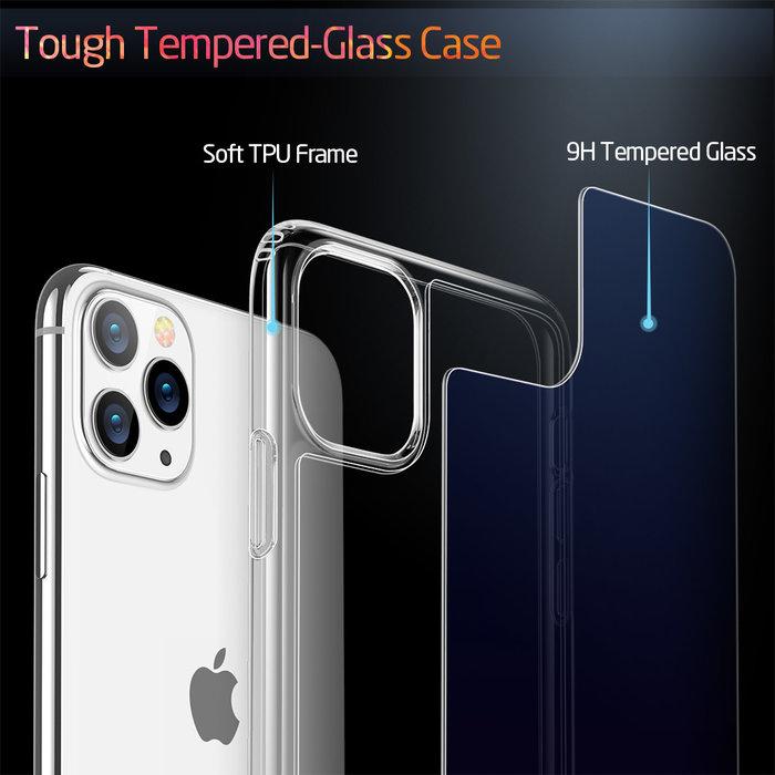 ESR Telefoonhoesje - Apple iPhone 11 - Ice Shield – Transparant