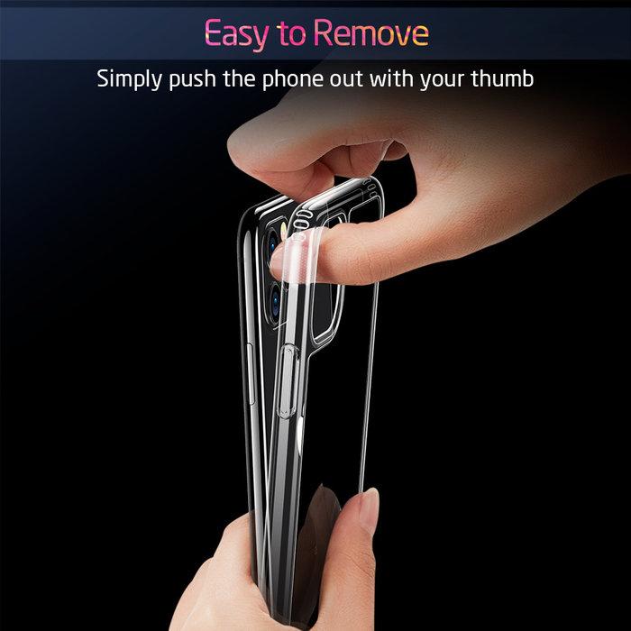 ESR Telefoonhoesje - Apple iPhone 11 Pro Max - Ice Shield - Zwart