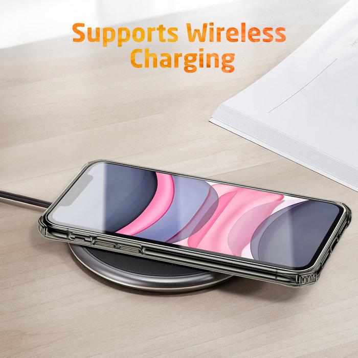 ESR telefoonhoesje - iPhone 11 – Air Armor – Donker Transparant