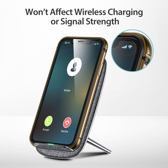 ESR Telefoonhoesje - Apple iPhone 11 Pro - Edge Guard – Goud iPhone 11 Pro - Edge Guard – Goud kleurig