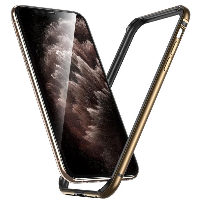 ESR Telefoonhoesje - Apple iPhone 11 Pro Max - Edge Guard – Goud