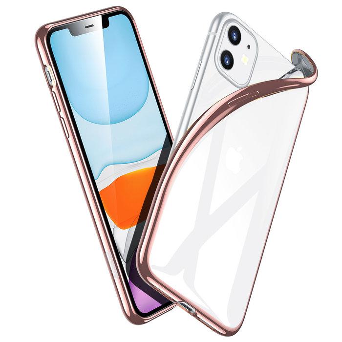 ESR telefoonhoesje - Apple iPhone 11 Pro - Hues Twinkle - Rose Gold / Roze