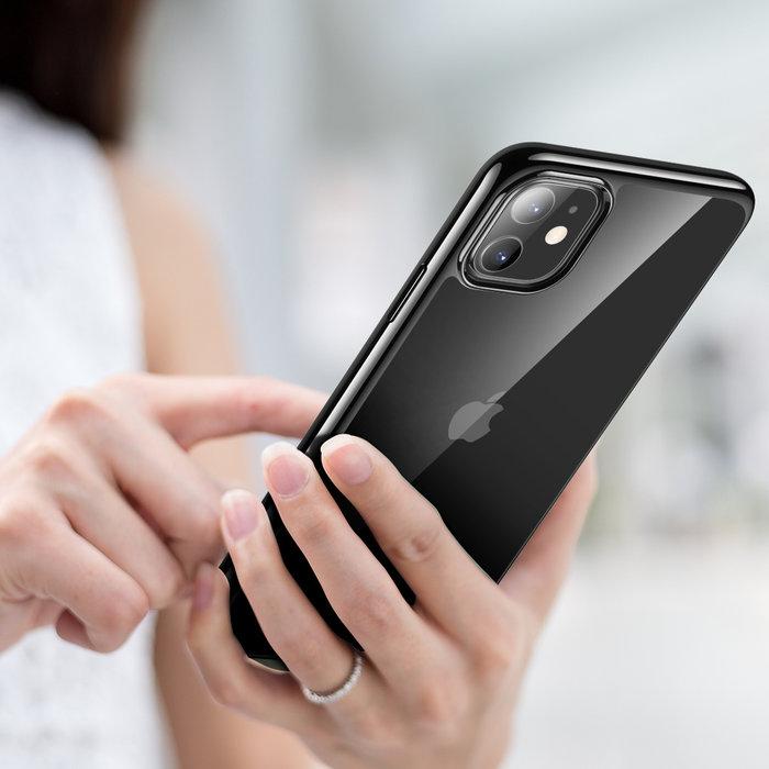 ESR Telefoonhoesje - Apple iPhone 11 - Hues Twinkle - Zwart
