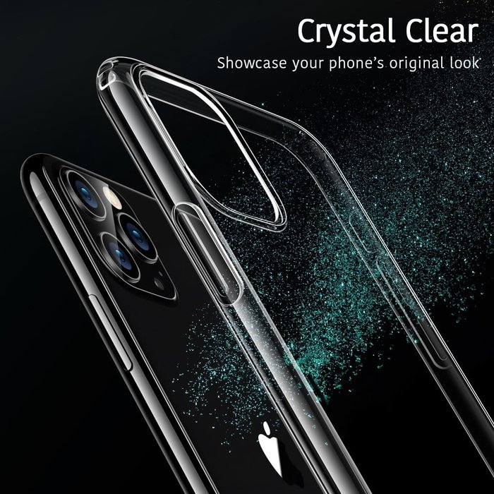 ESR telefoonhoesje - Apple iPhone 11 Pro - Essential Zero – Transparant