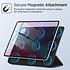 ESR Tablethoes - iPad Pro 12.9 2020 - Rebound Magnetic - Zwart