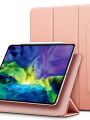 ESR Tablethoes - iPad Pro 11 2020 - Rebound Magnetic - Rose Gold