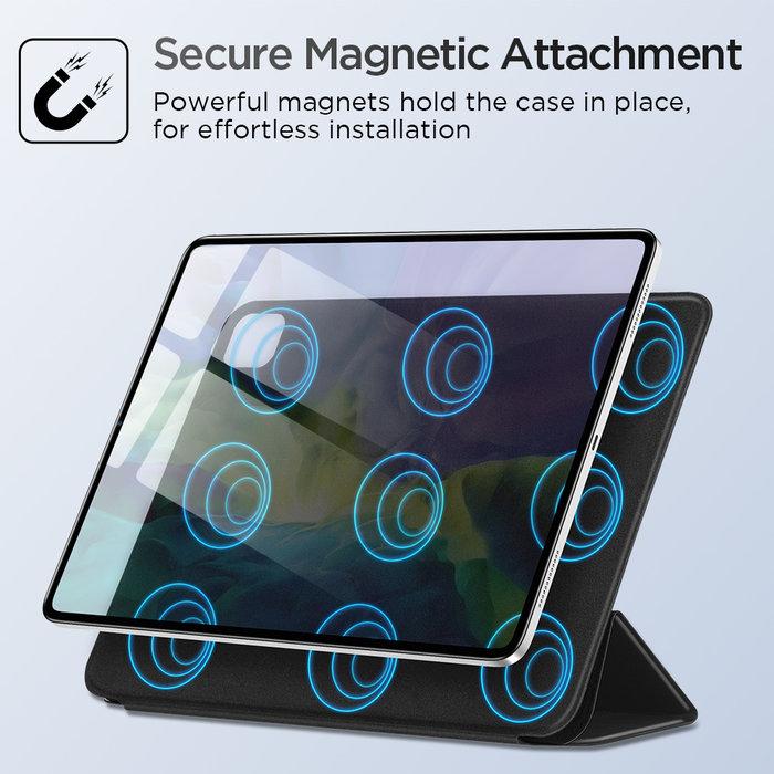 ESR Tablethoes - iPad Pro 11 2020 - Rebound Magnetic - Zwart