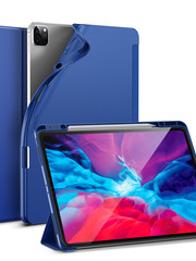 ESR Tablethoes - iPad Pro 12.9 2020 - Rebound Pencil - Navy Blue