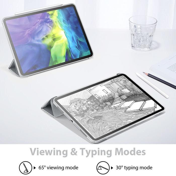 ESR Tablethoes - iPad Pro 11 2020 - Rebound Slim - Silver Grey