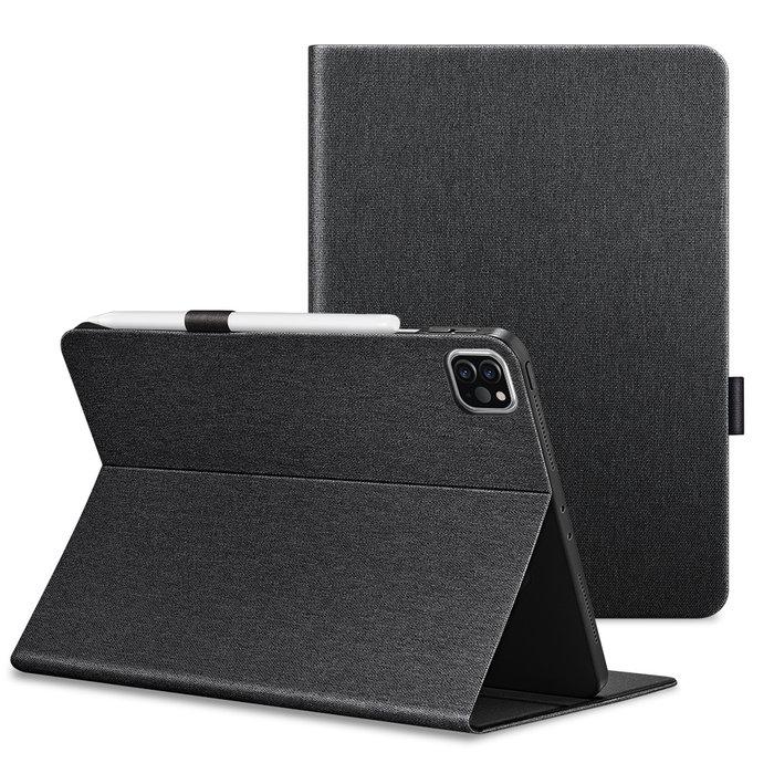 ESR Tablethoes - iPad Pro 12.9 2020 - Urban Premium - Zwart