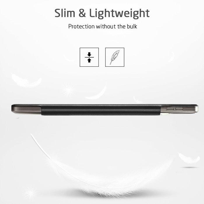 ESR Tablethoes - iPad Pro 12.9 2020 - Yippee Trifold - Zwart