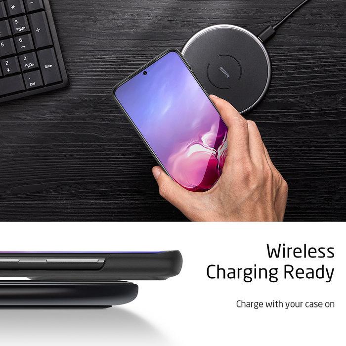 ESR telefoonhoesje - Samsung Galaxy S20 Ultra - Liquid Shield – Zwart