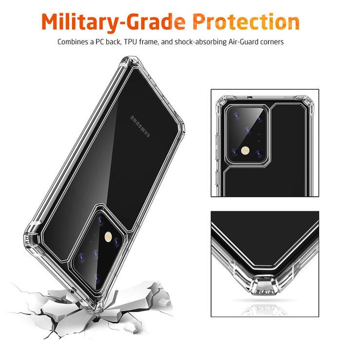 ESR telefoonhoesje - Samsung Galaxy S20 Ultra - Air Armor – Transparant
