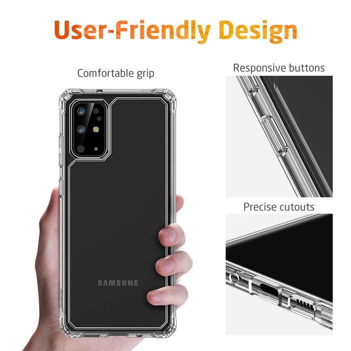 ESR telefoonhoesje - Samsung Galaxy S20 Plus - Air Armor – Transparant
